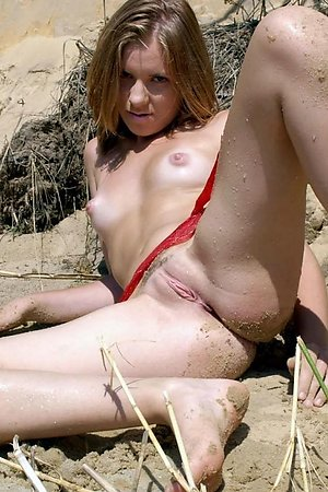 Naked On The Beach! Gallery #66