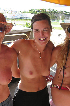 Nudist young girls with nude mature moms