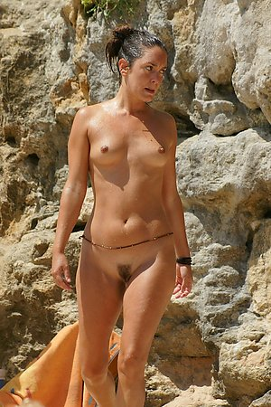 More fresh photos about beach pussy, small tits, nudist pretty woman at at nudist beach