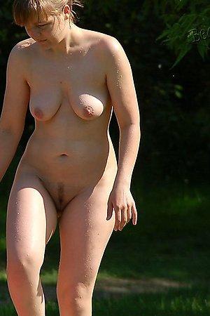 Spy camera shots from nudist beach