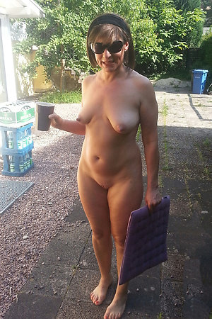 Nudist mature dames near their homes