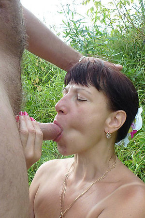 Older nudist women and couples having sexy fun