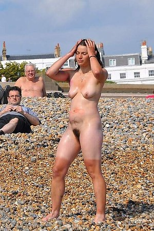 Naked On The Beach! Gallery #132