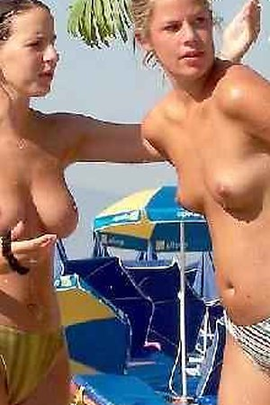 Naked On The Beach! Gallery #49