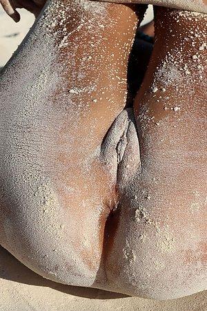 Female asshole photos from nudist beach