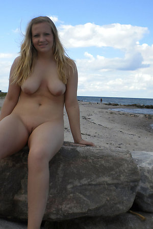 45 y.o. nudist man with 25 y.o. nudist girlfriende