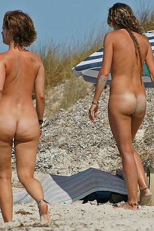 So sexual photos about nude beach, shaved  pussy, naked nudist woman at nude beach
