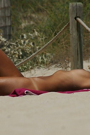 Much galleries contains tanned body, nude amateurs, nude women at at nudist beach
