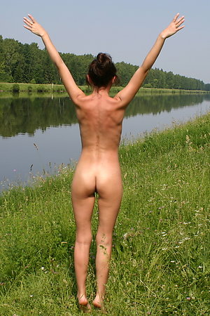 Amateur nudists ready to fuck