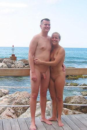 Rare amateur nudist images