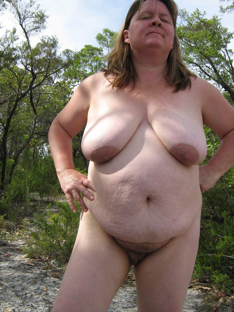 Fat Mature Russian Granny