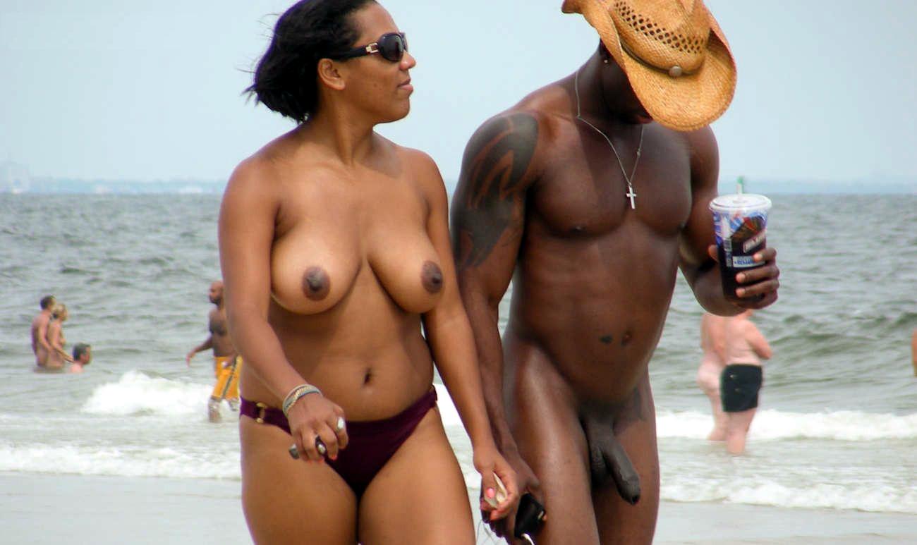 Big Tits On The Beach